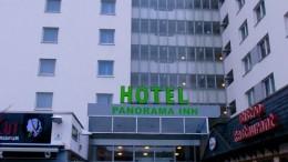 3泊したハンブルクのホテル。ここもとっても快適だった