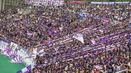 エディオンスタジアム広島(広島対浦和試合前。2016/06/18)